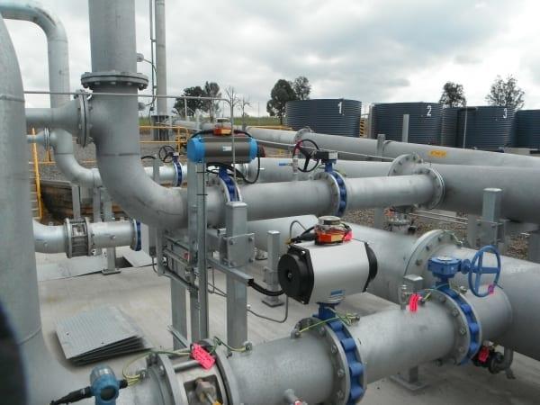 Gas Drainage Plant